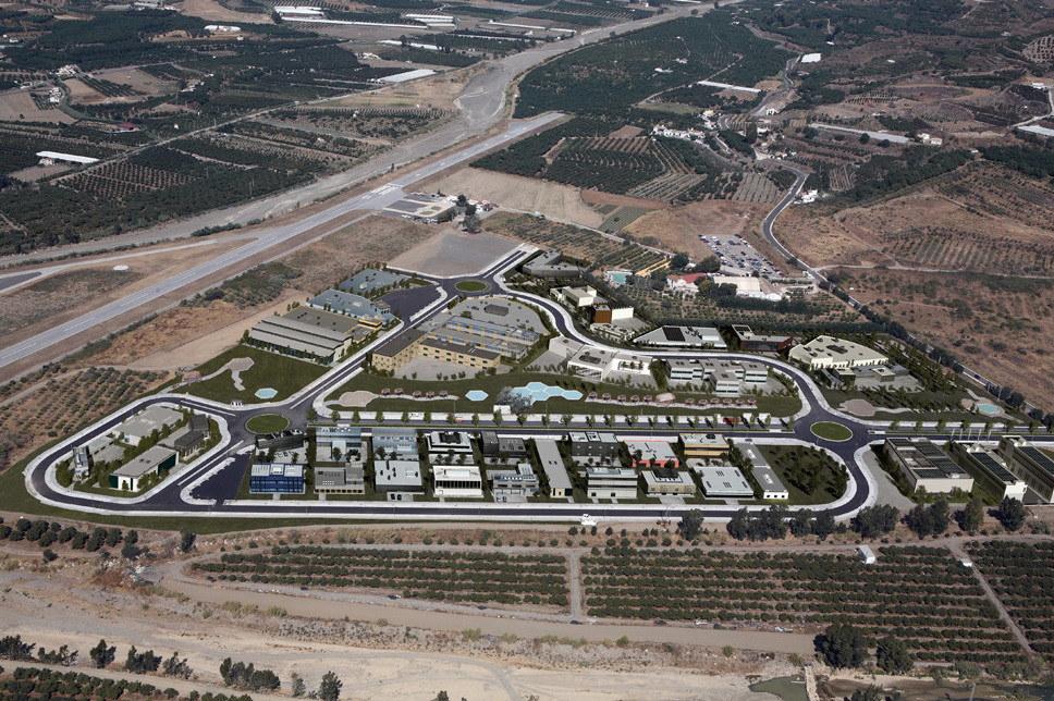 Ingeniería de urbanismo y edificaciones